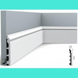 Fussleiste 13,8 x 1,8 cm SX118 Orac Decor 13,8 cm
