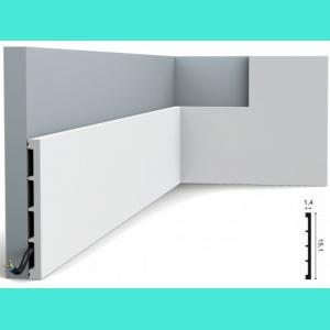 Fussleiste 15,1 x 1,4 cm SX168 Orac Decor 15.1 cm