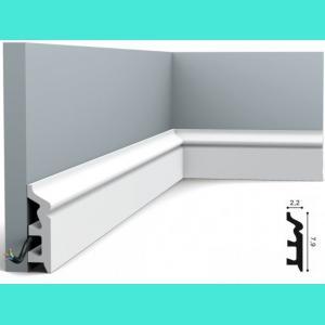 Fussleiste 7,9 x 2,2 cm SX122 Orac Decor 7,9 cm