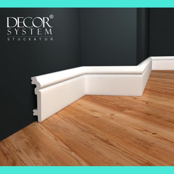 Fußleiste von Decor System DSP03 1.9 cm