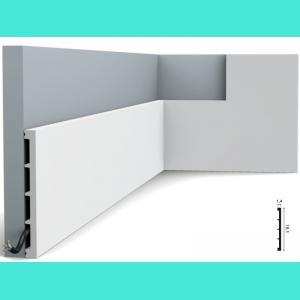 Fußbodenleiste  DX168 Orac Decor 1.4;10 cm