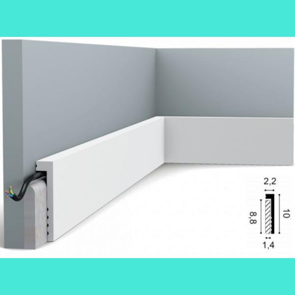 Fliesensockel SX171 Orac Decor 10 cm