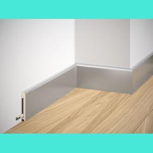 Aluminium Fußleiste MD234A Mardom Decor 1.6 cm