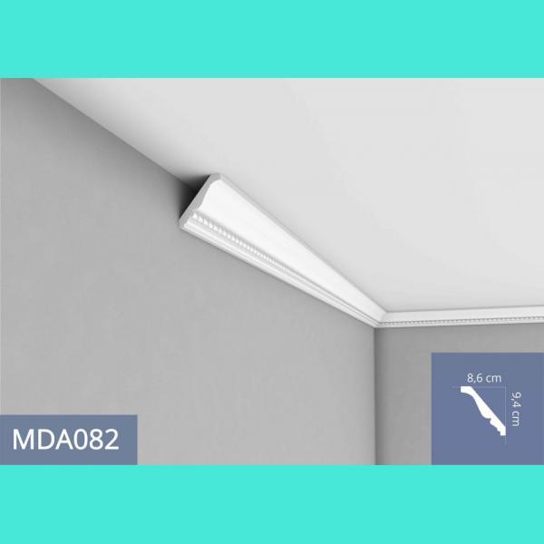 Deckenleiste – MDA082F (Flex) Mardom Decor 8.6 cm