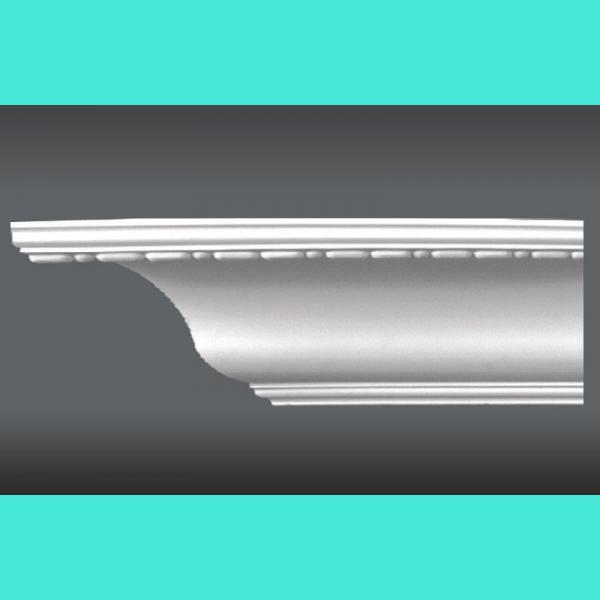 Deckenabschlussleiste Styropor LP7 10 cm