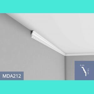 Deckenleiste – MDA212F (Flex) Mardom Decor 4 cm
