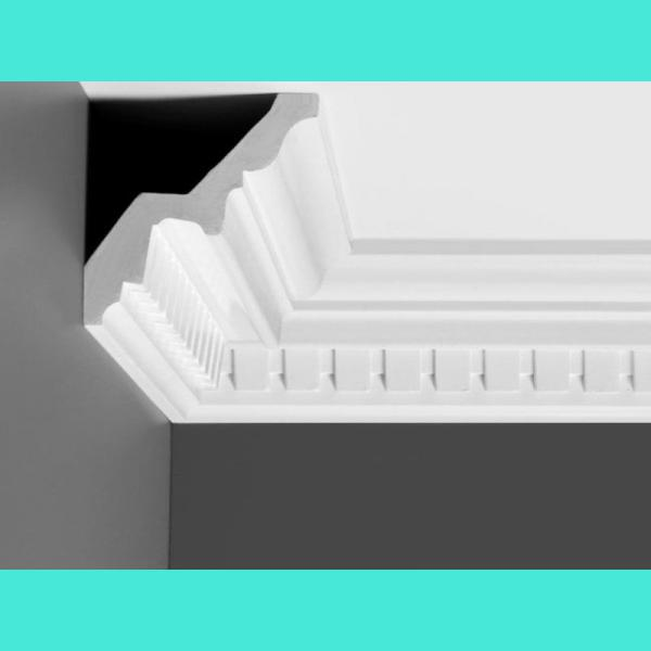 Deckenleiste –  COD-081 – 8,7 cm 8.5 cm