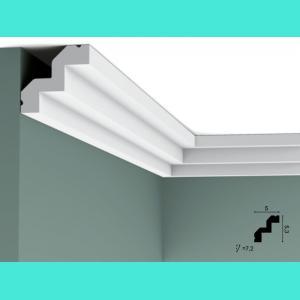 Profil für Decke C602 Orac Decor 5.3 cm